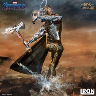 「預訂」Iron Studios BDS Art Scale 1/10 Figure (AvengersE.G.Ver) Thor 雷神
