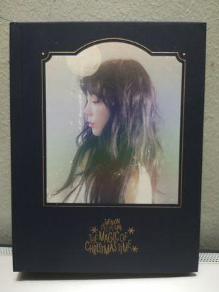 Taeyeon Special Live: The Magic of Christmas Time DVD