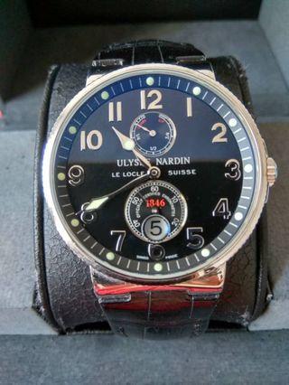 -Ulysee Nardin Maxi Marine Chronometer 263-66