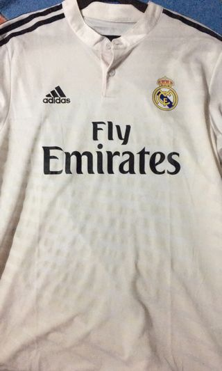 6075b4389 real madrid jersey | Home & Furniture | Carousell Philippines