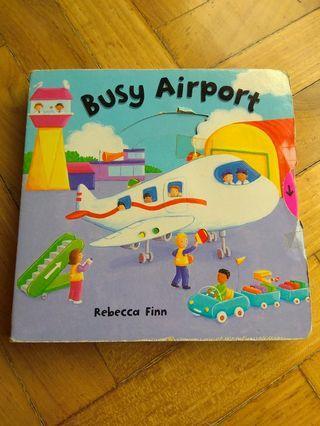🚚 Busy Airport fir Toddler