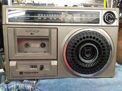 Radio kaset 80an