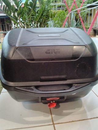 #mauthr Box Motor GIVI E43 plus Bracket Verza