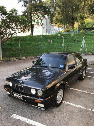 1988 BMW 318i 1.8 E30
