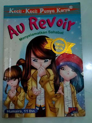 #mauthr Buku Cerita anak KKPK