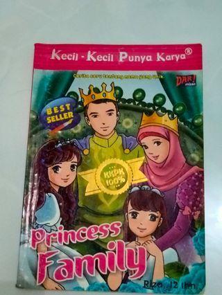 #mauthr KKPK Princess