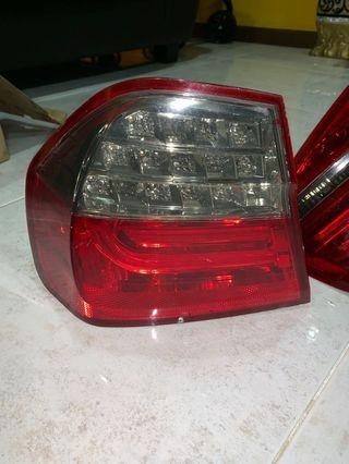 BMW 320i Tail Lights