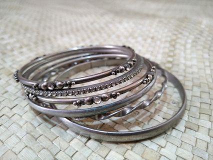 Bangles Silver