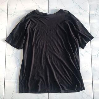 Oversized Shirt Dress Top