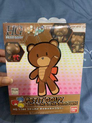 Petit gguy chachacha brown (HGPG)