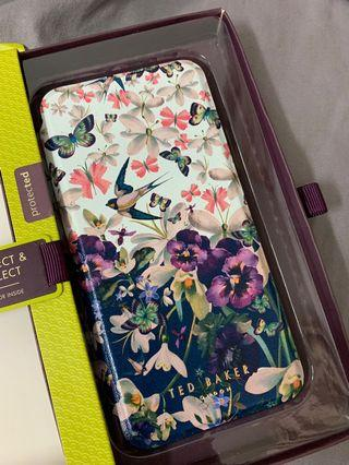 Authentic Ted Baker London Case and Cover with box