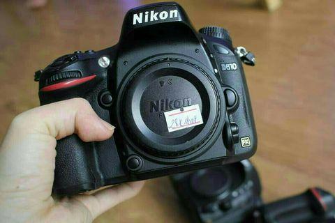 🚚 nikon d610 only body