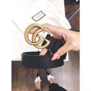 Gucci belt 3cm
