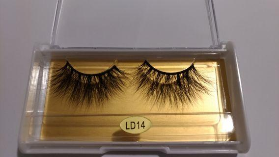 25mm length lashes