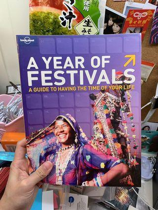 [Lonely Planet] A year of Festivals