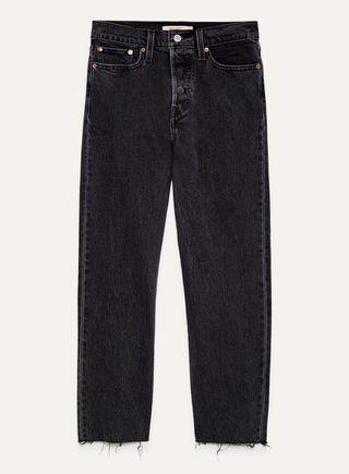 Levi's Wedgie Straight Jeans Size 25