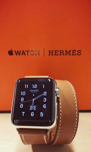 🚚 Hermes x Apple Watch