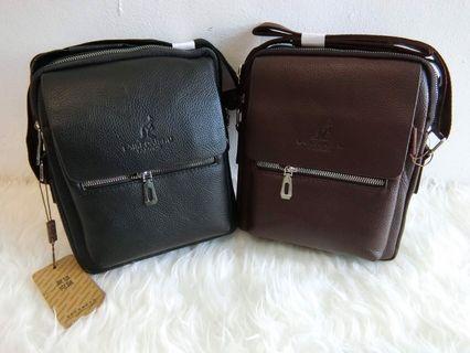 🚚 Man Fashion Sling Bag #GWFA0184-2
