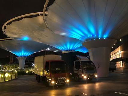 lorry rental lori sewa 4x4 transport tailgate service