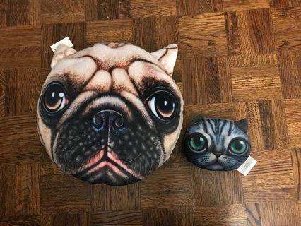 Animal Pillows