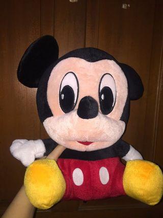#mauthr boneka mickey mouse