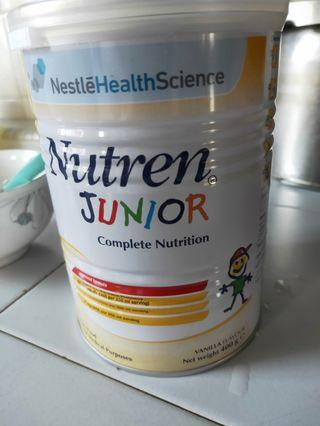 Milk Powder for malnutrition kid