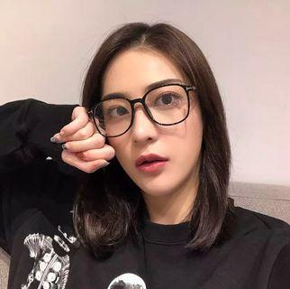 🚚 韓版大方框眼鏡