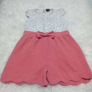 #mauthr Dress Import usia 6-7 thn