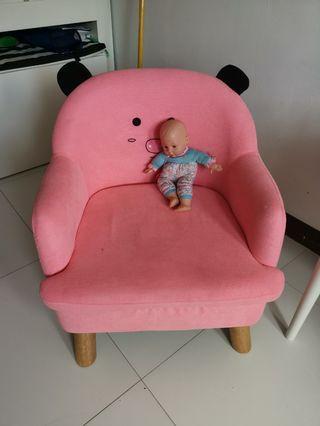 Pig Kids Chair