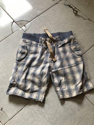 Checker pants baby GAP ori 100%