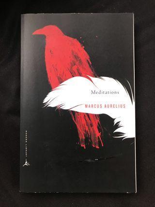 Book - Marcus Aurelius - Meditations