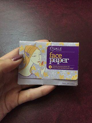 #mauthr face paper