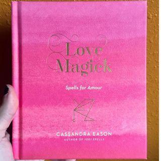 Love Magick Spellbook