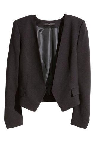 H&M Black Suit Jacket 女裝西裝黑色外套