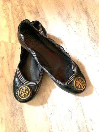 💯Authentic Tory Burch Flat shoes