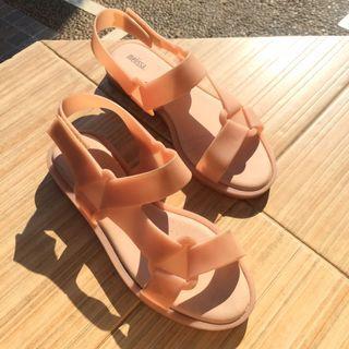 Peach Sandals