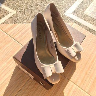 Pink Block Heels