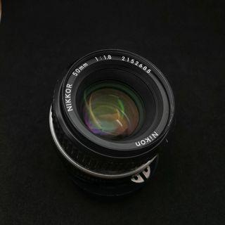 Nikon 50mm 1.8 Ai