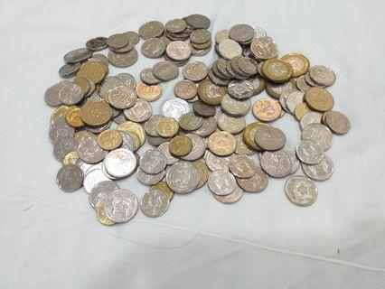 Singapore Coin Collection