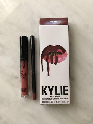 KYLIE Twenty Lip Single