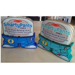 Melissa & Doug Smarty Pants Brain Building Cards
