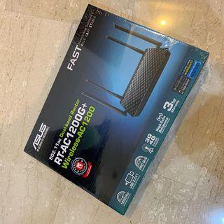🚚 Asus Router AC 1200G+