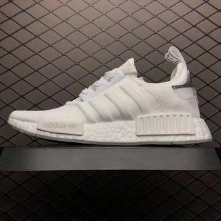 adidas NMD R1 Molded Stripes White
