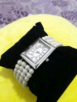 Pearl Watch Oriflame Original
