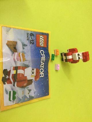 LEGO Santa 2017 Limited Edition