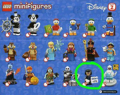 Lego Disney Series 2 minifigures Edna Mode
