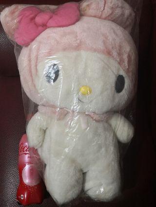 Sanrio Melody 47 cm 公仔