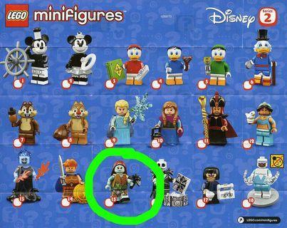Lego Disney Series 2 minifigures Sally
