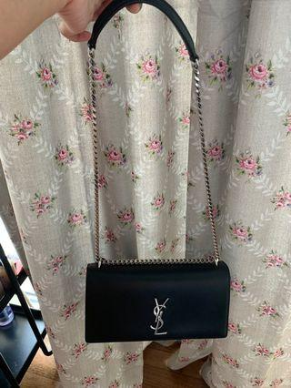 YSL Saint Laurent Sunset Large in Smooth Leather bag