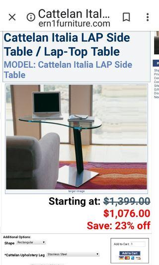 Branded Laptop Table